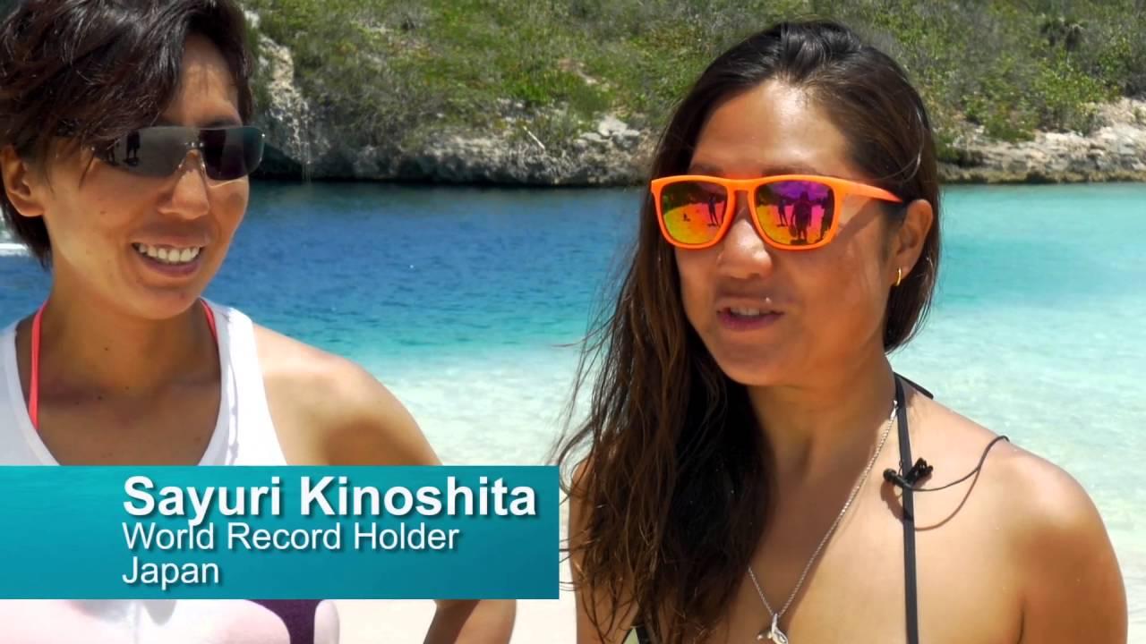 Muere Sayuri Kinoshita, récord del mundo en inmersión