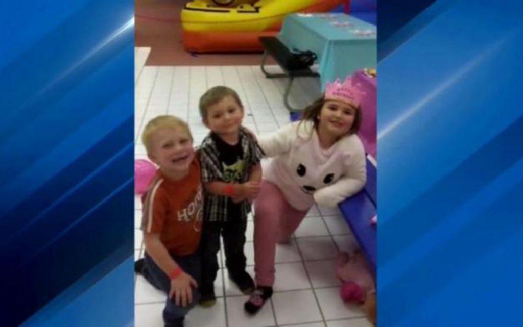 El joven que se prendió fuego para salvar a sus tres sobrinos