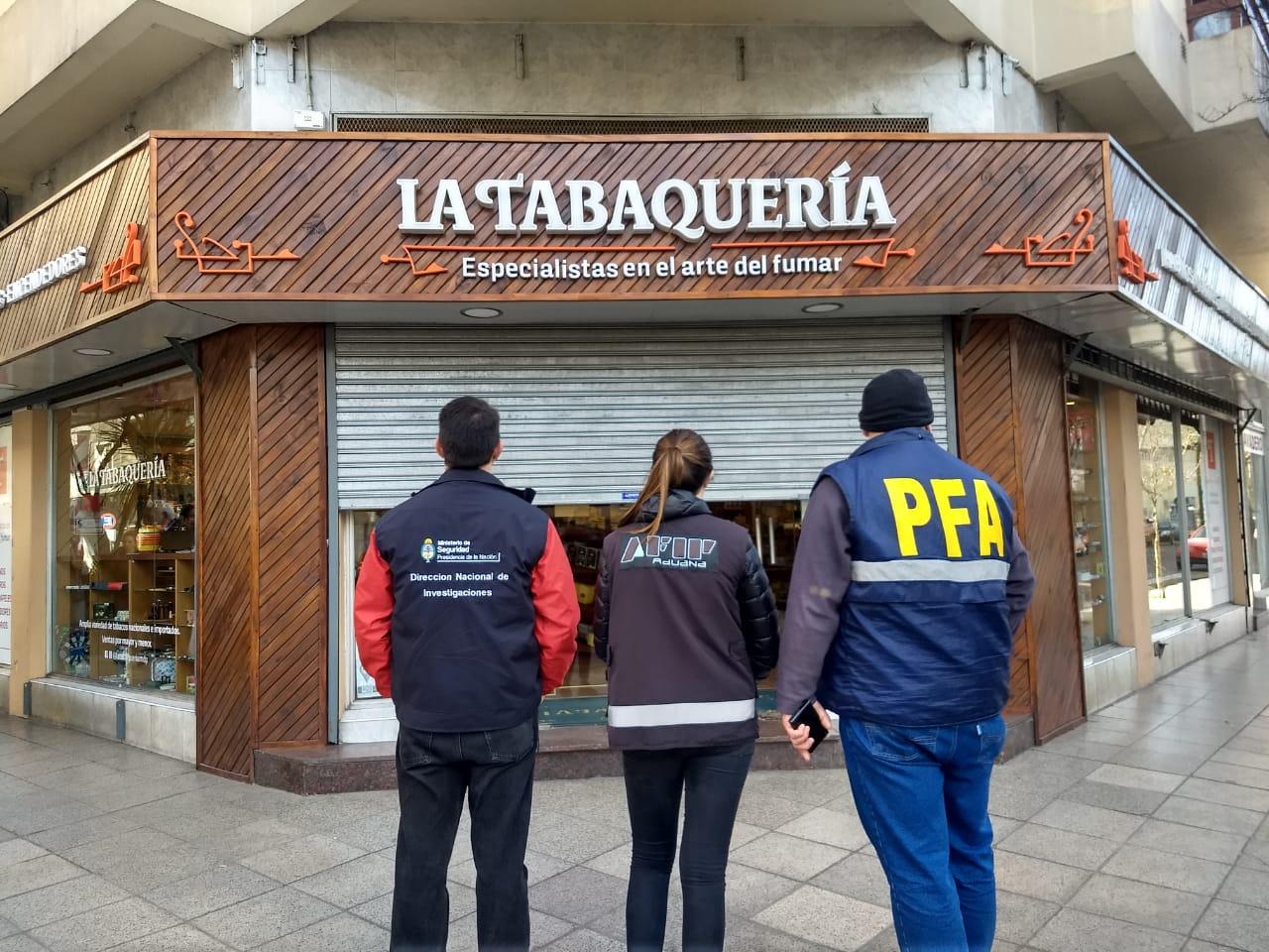 Golpe a los cigarrillos electrónicos: secuestraron más de 4 millones de pesos en mercadería de contrabando