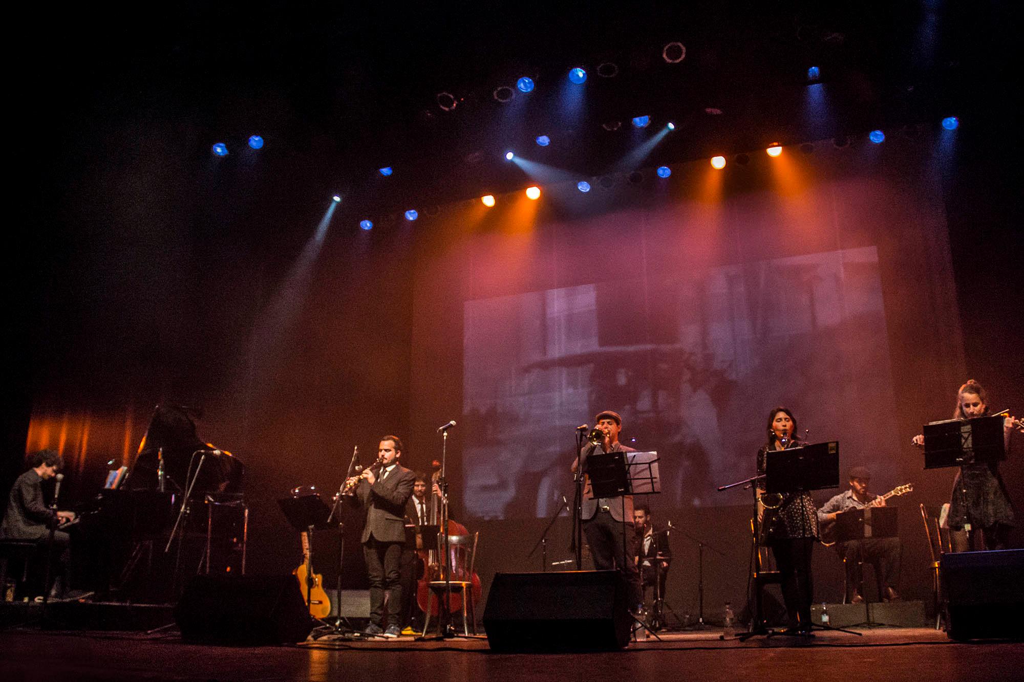 Una agenda musical a puro jazz, funk, pop, tango y folklore - La Capital de Mar del Plata
