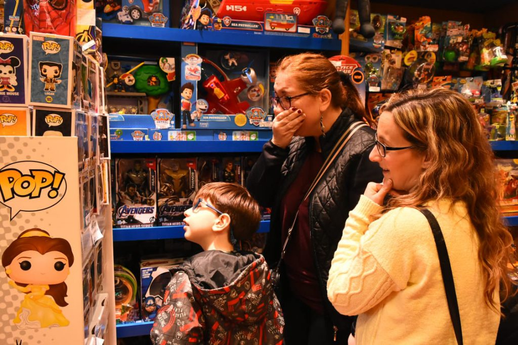 Derrumbe de las ventas de juguetes en el Día del Niño