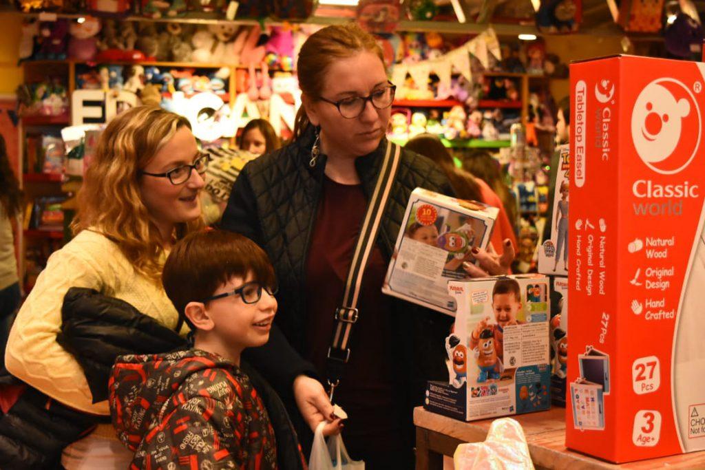 Cayó un 12% la venta de juguetes para el día del niño