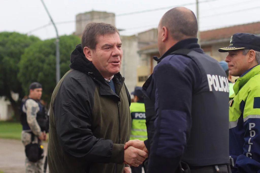 Montenegro, preocupado por la seguridad.