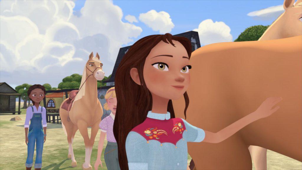 Spirit - Cabalgando libre - Cuentos de caballos - Colección 2