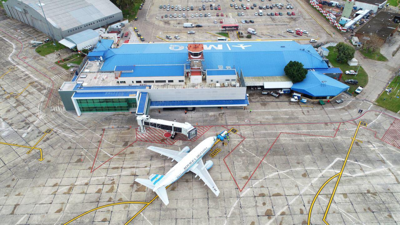 manga aeropuerto ahora