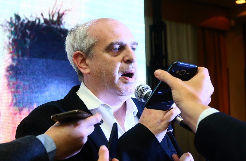 Alejandro Rabinovich, coordinador del Gabinete municipal.