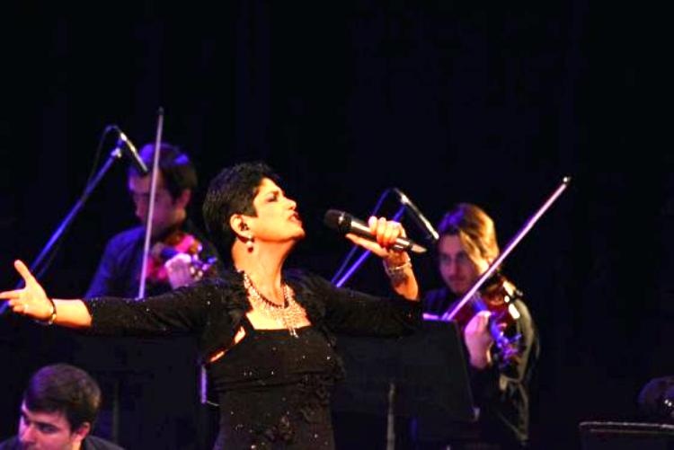 Gala de tango y folklore de la Banda Sinfónica Municipal - La Capital de Mar del Plata