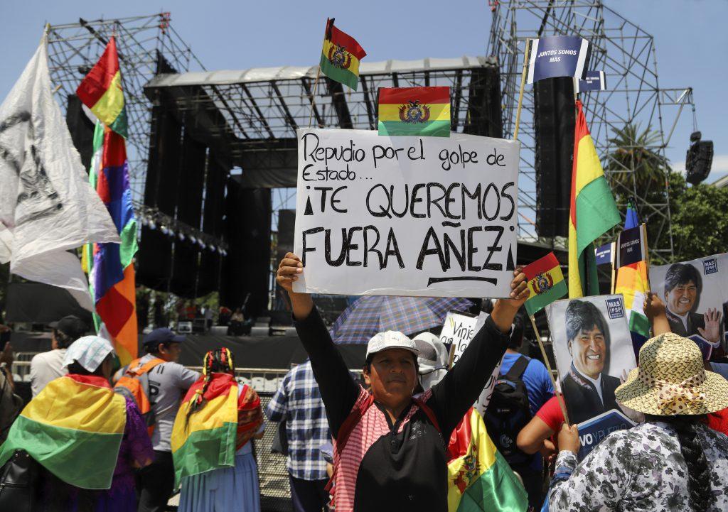 Fracasó el llamado a elecciones y recrudece la represión en ...