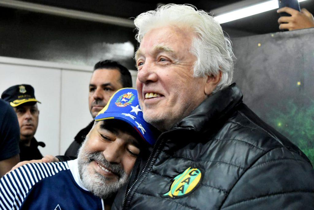 Aldosivi Maradona