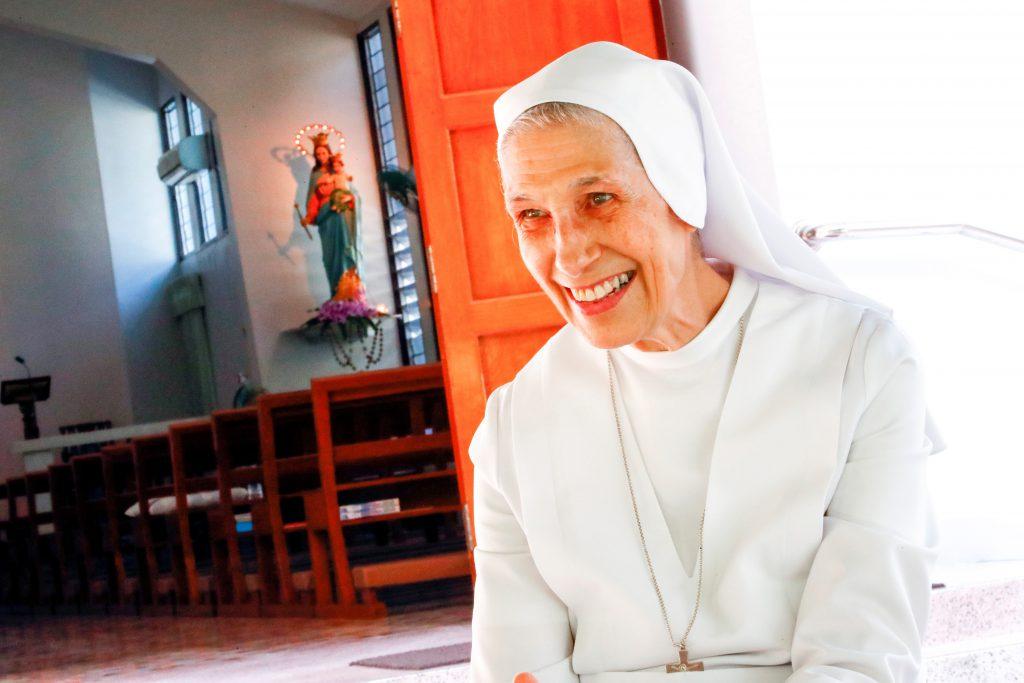 El Papa inició en Tailandia XXXII viaje Apostólico