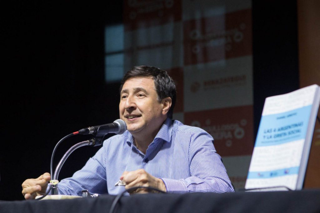 Daniel Arroyo.