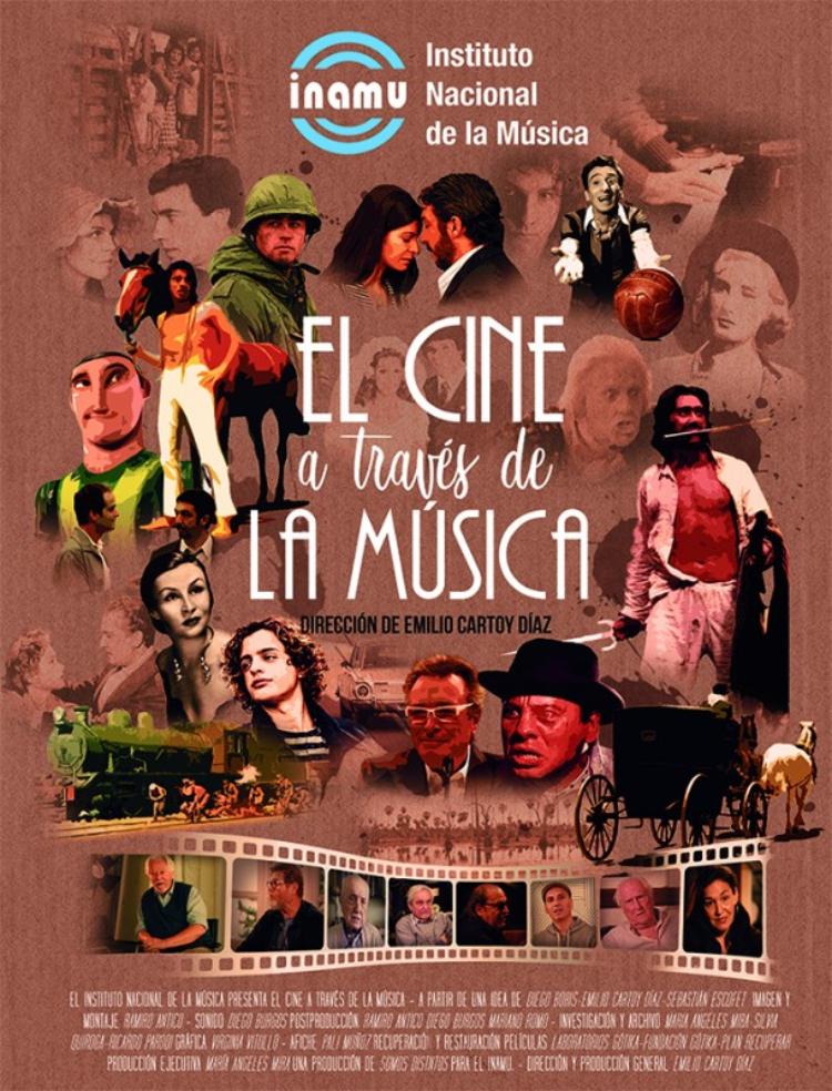 El cine a través de la música