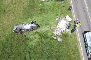 Fotos accidente vial 3