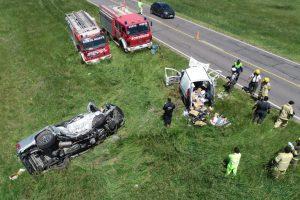 Fotos accidente vial 4