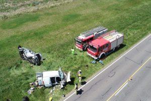 Fotos accidente vial 9