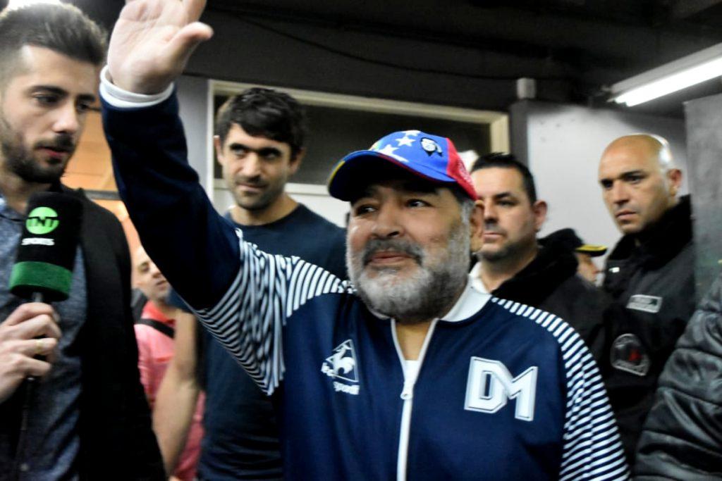 Maradona Minella