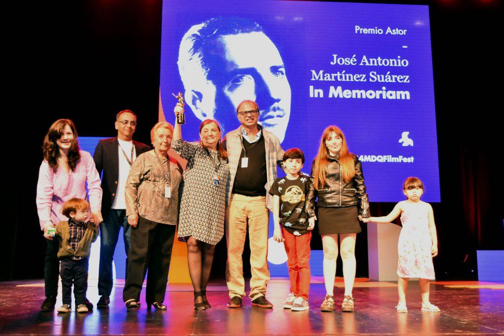 Martinez Suarez homenaje