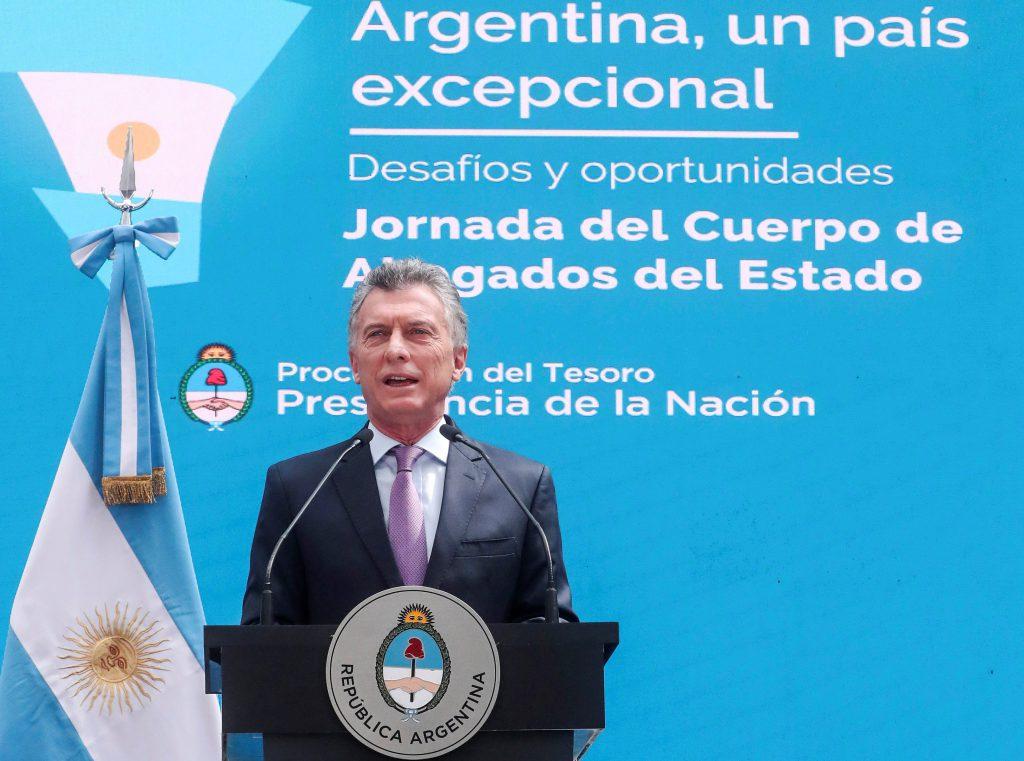 Macri pidió una rápida convocatoria a elecciones en Bolivia