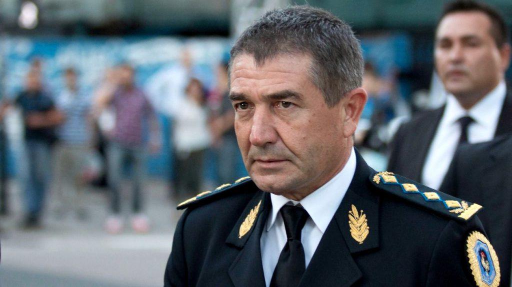 Roncaglia renuncia a la Policía Federal