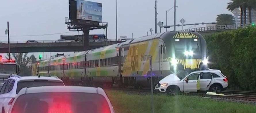 acidente tren