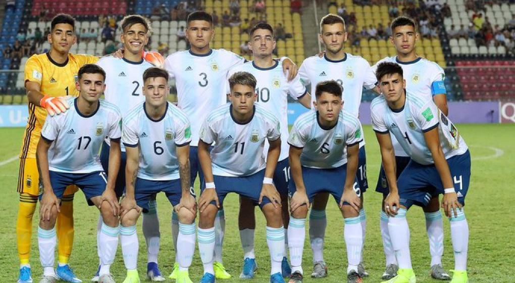 Argentina y una dura eliminación ante Paraguay