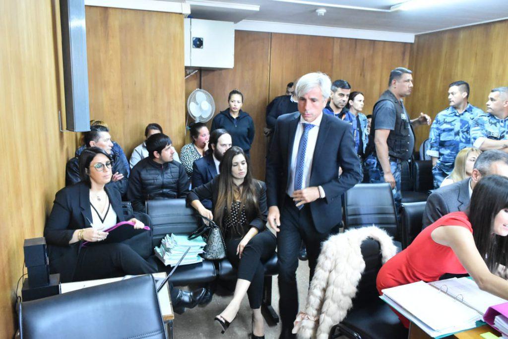 El fiscal Fernando Berlingeri anticipó que pediría la condena más alta para los cinco imputados