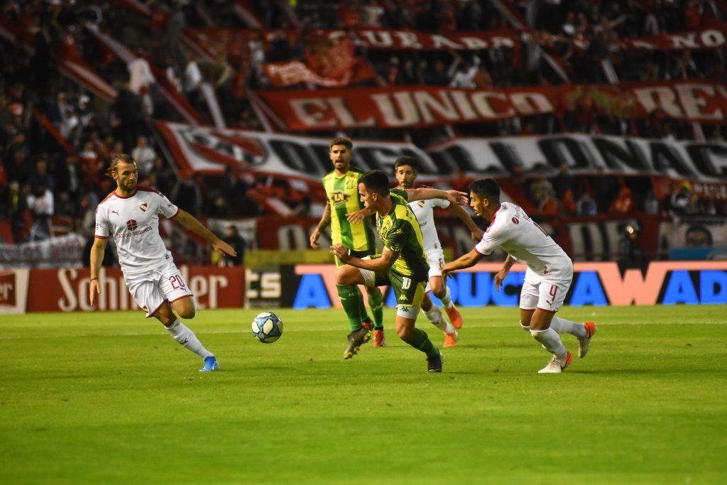Superliga: Aldosivi e Independiente igualaron sin abrir el marcador