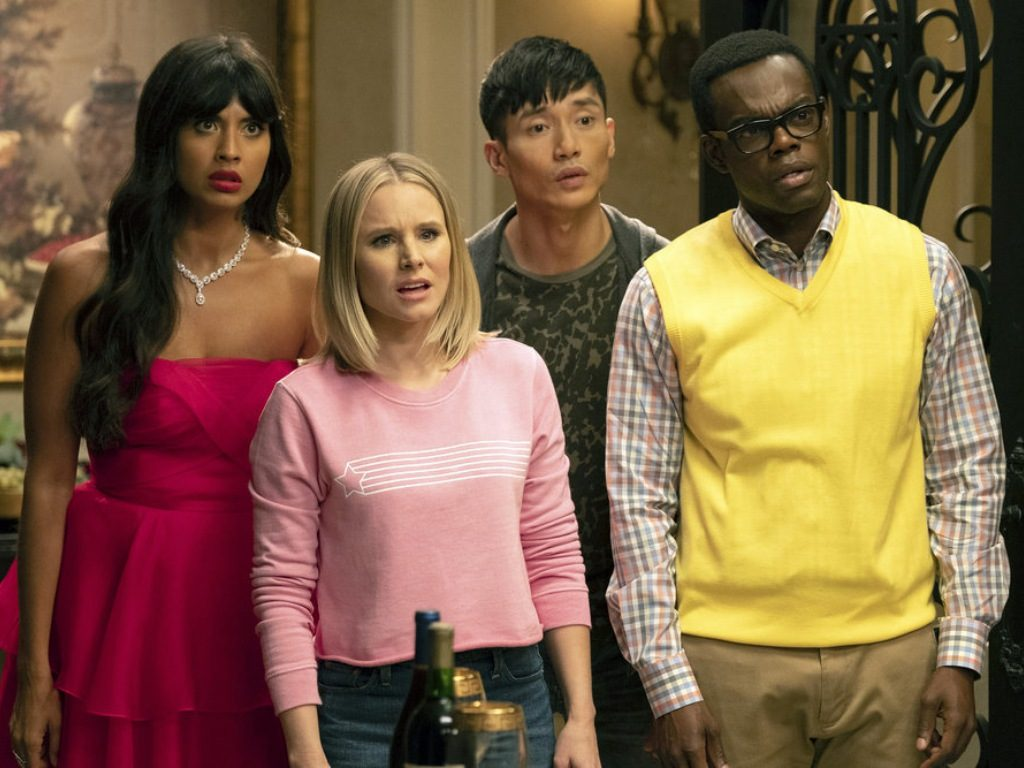 the good place 2.