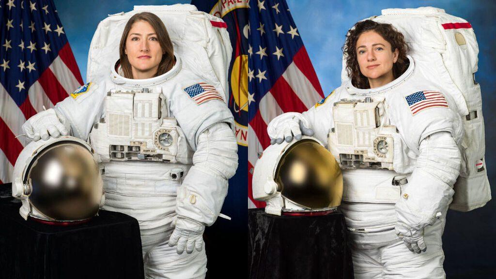 Problema con casco afecta a astronautas en caminata espacial — NASA