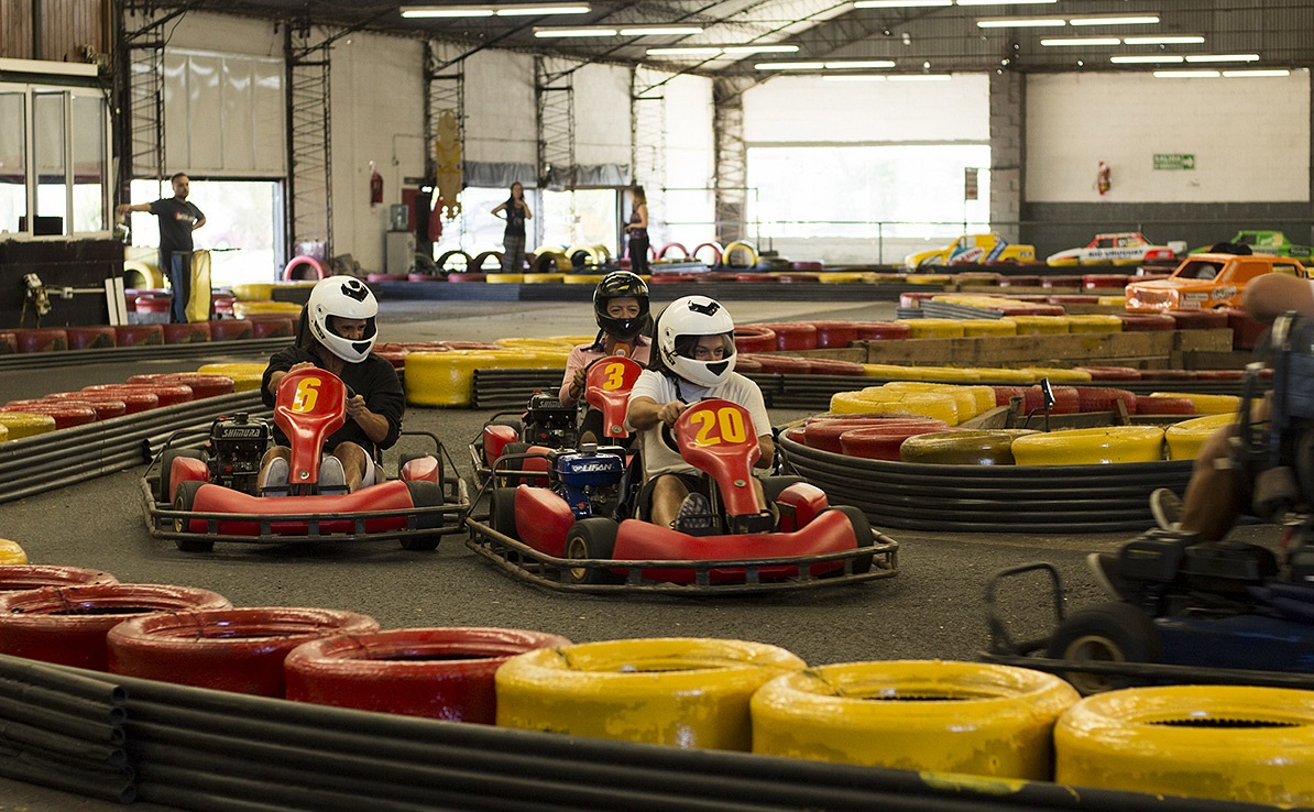 Interlagos karting