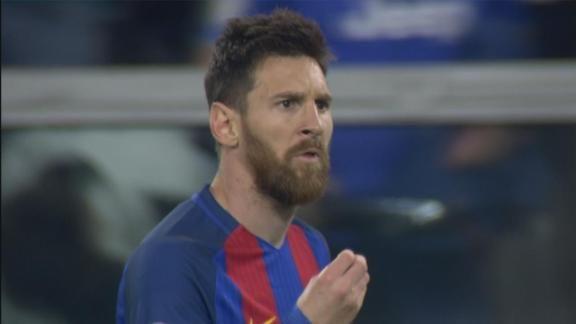 Se enojó Messi « Diario La Capital de Mar del Plata