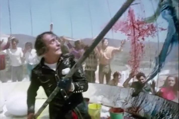 Una escena del documental Dalí, en busca de la inmortalidad.