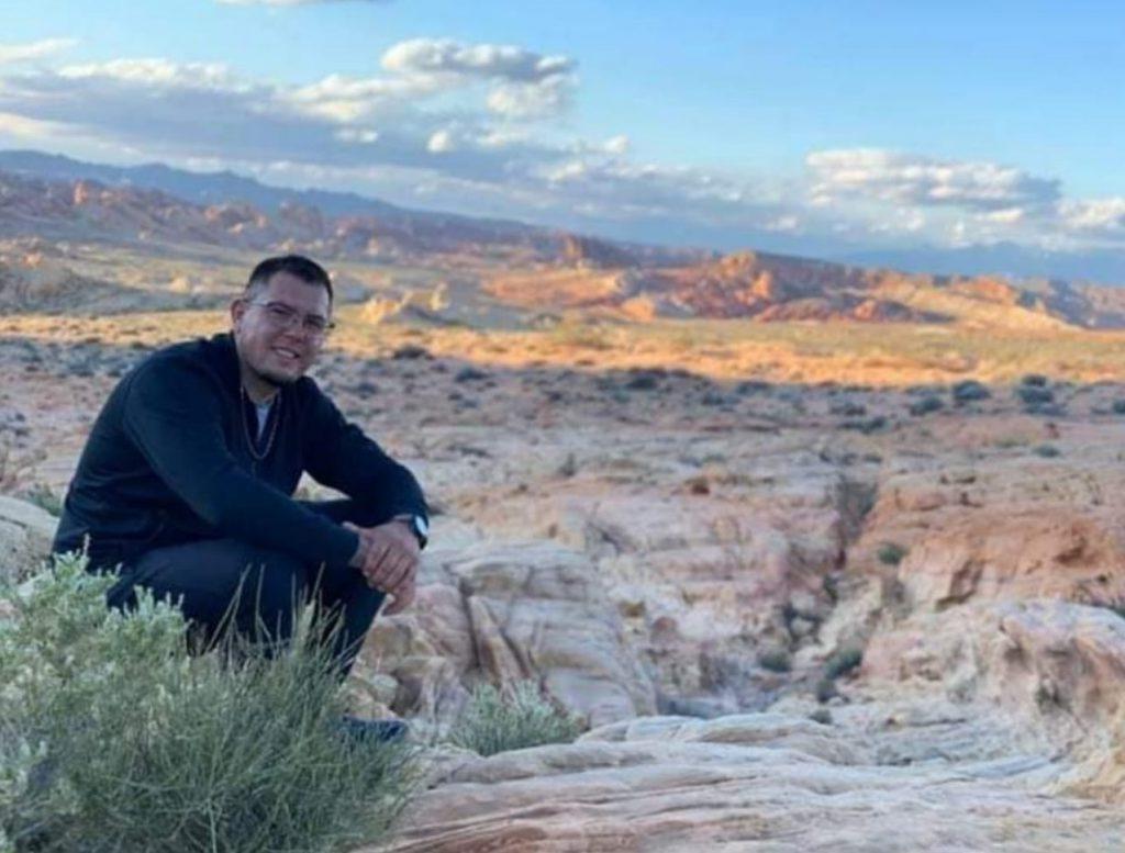 Leandro Maza, el marplatense asesinado en Estados Unidos.