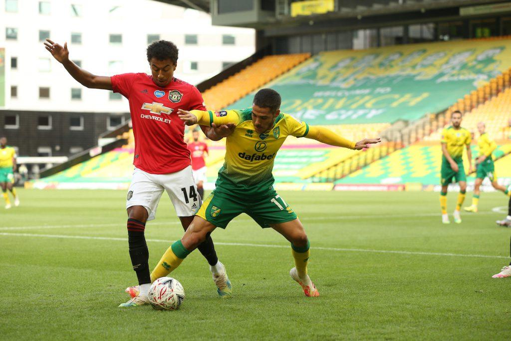 En el alargue, Maguire puso al United en semifinales — FA Cup