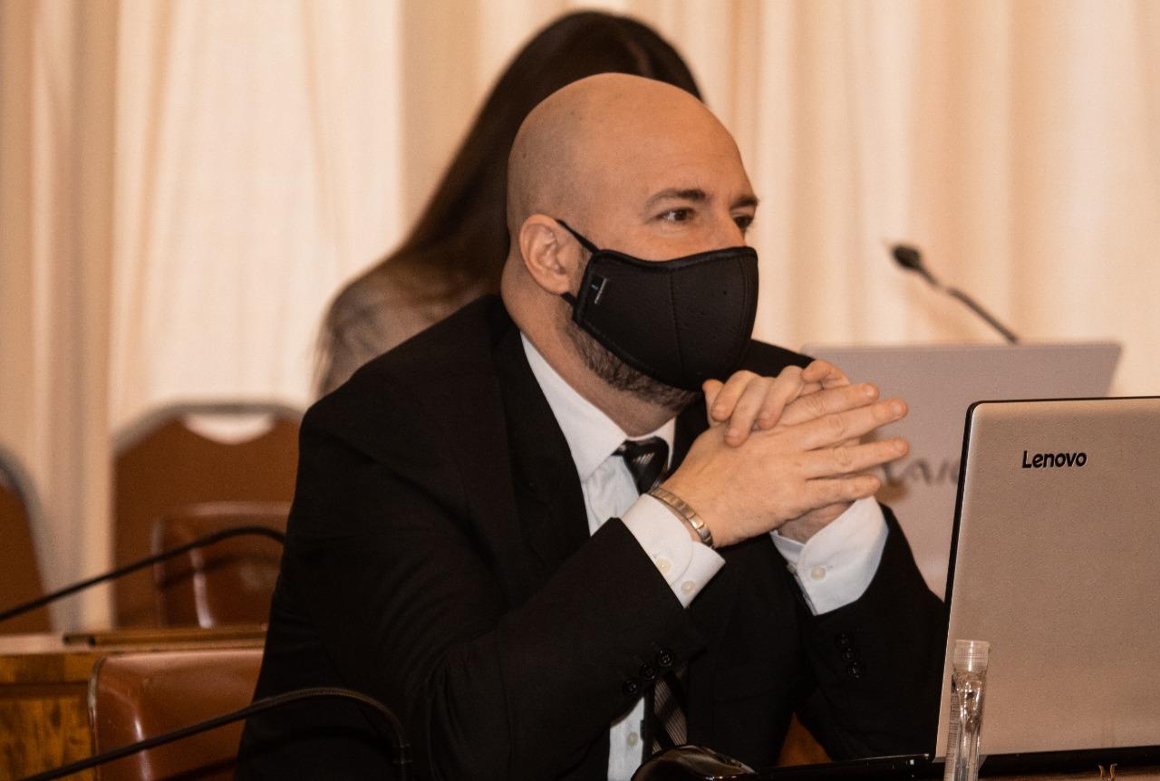 Concejal Alejandro Carrancio