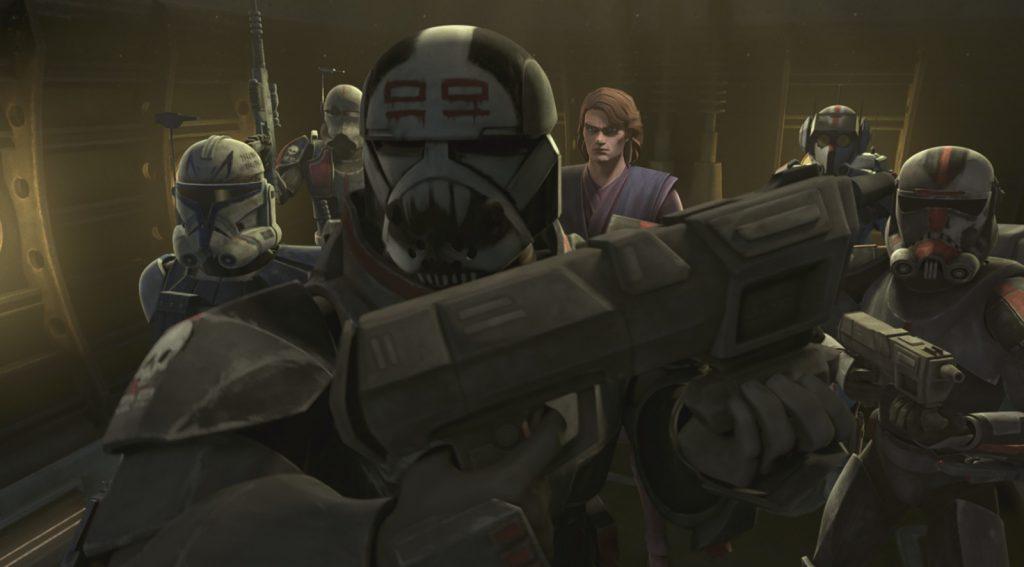 Anuncian nueva serie de Star Wars