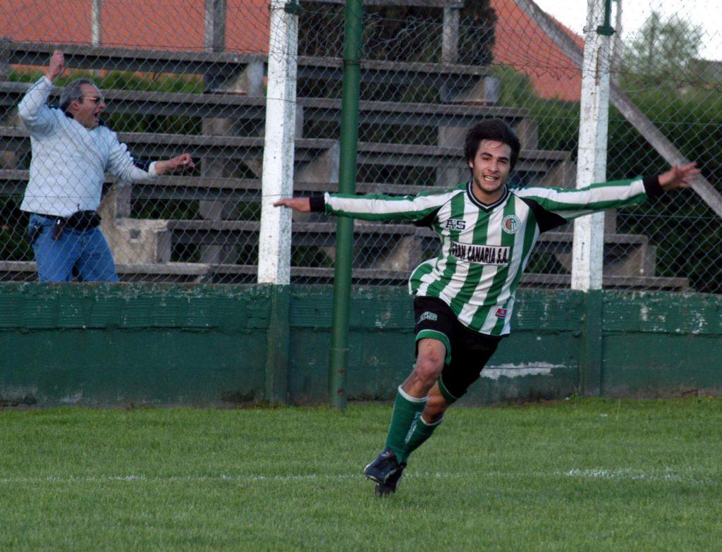 Barros hizo más de la mitad de sus goles en Kimberley.