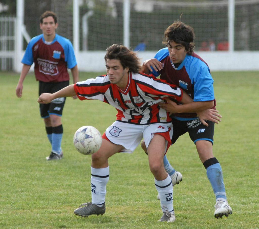Casas hizo 97 goles en Quilmes.