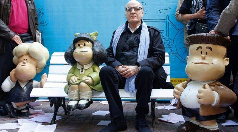 Murió Quino, el creador de Mafalda: por qué era tan querido en tantos países del mundo