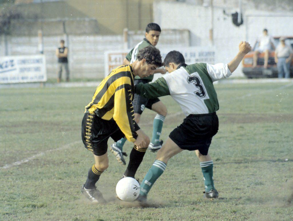 Pablo Torres surgió en Deportivo Norte.