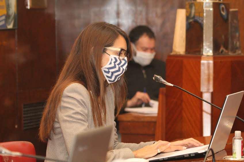 La radical Marianela Romero impulsa una de las subdivisiones de los circuitos electorales.