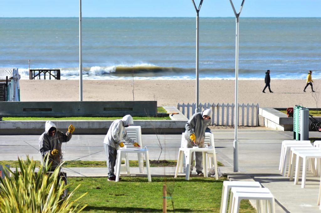 Referentes de los balnearios elaboraron un protocolo para reabrir en verano, pese a la pandemia.
