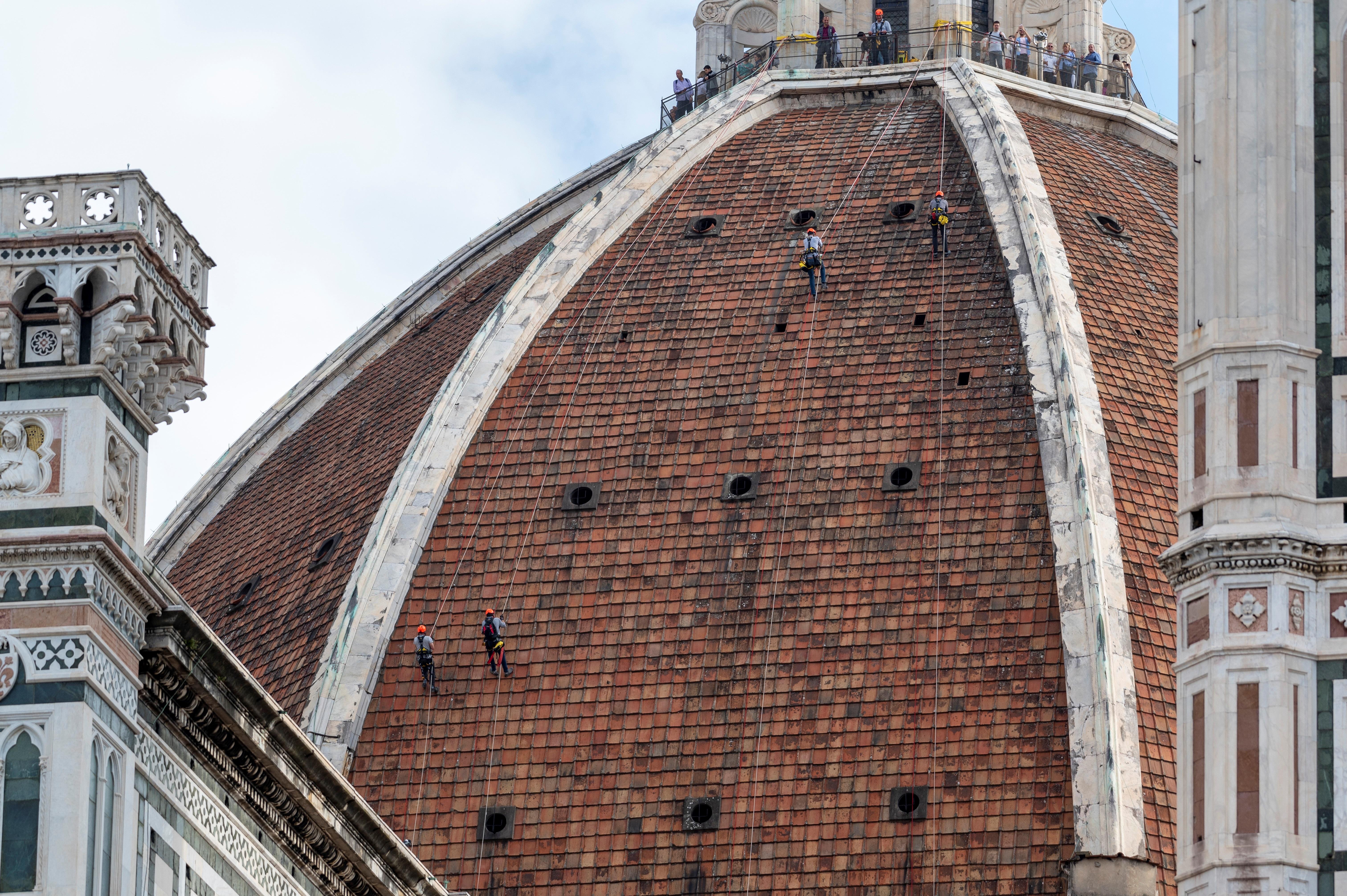 Foto: EFE | Ópera del Duomo de Florencia | Claudio Giovannini