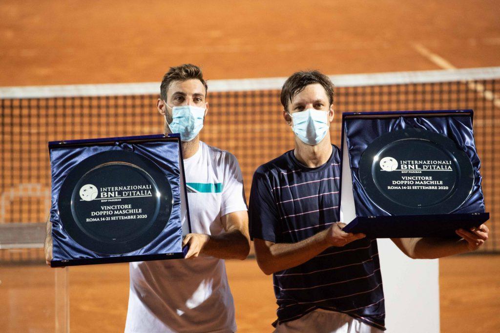 Zeballos gritó campeón en Roma y alcanzó una marca de Vilas