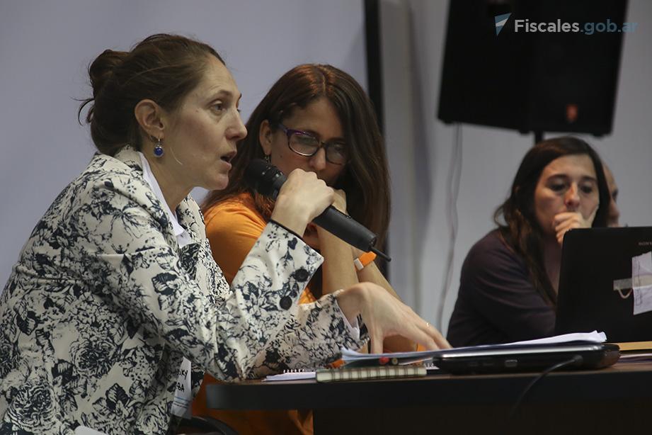 Carolina Varsky, abogada y subsecretaria de Programas Especiales Contra las Violencias por Razones de Género.