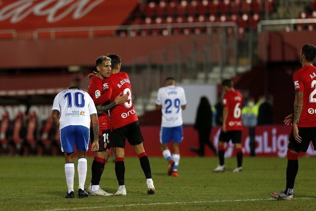 Cufré debutó de gran forma en Mallorca.