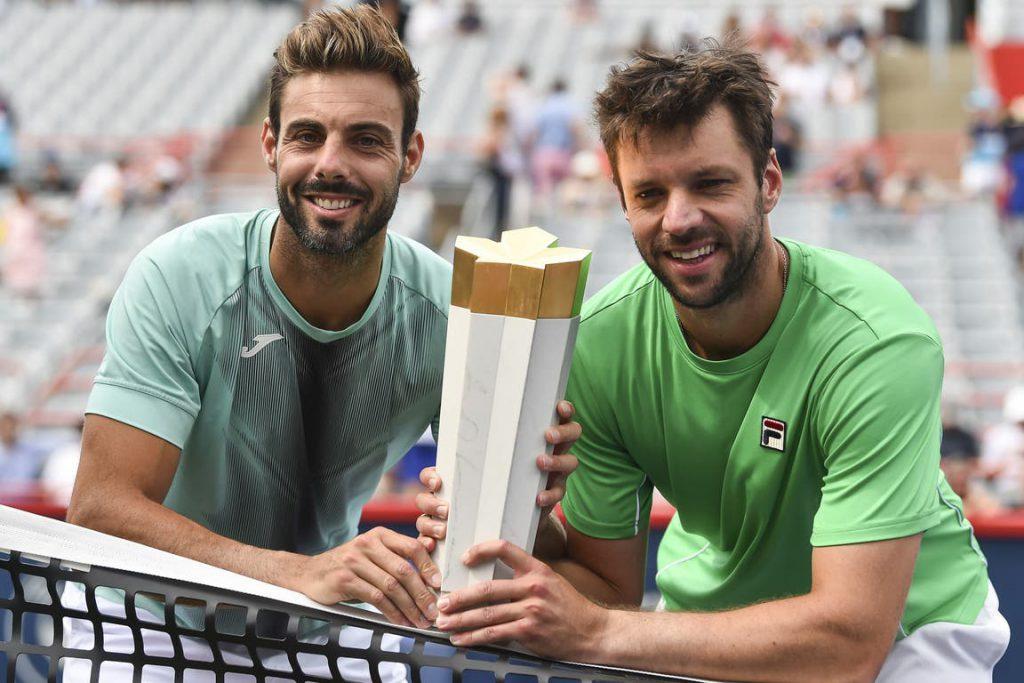 Horacio Zeballos se clasificó al Masters de dobles — Histórico