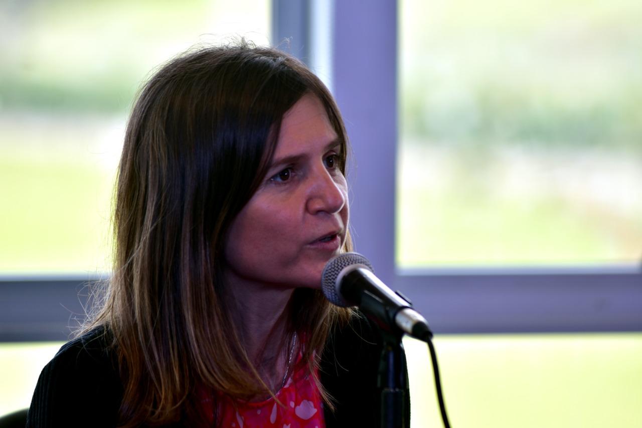 Fernanda Raverta, destinataria de los elogios de Kicillof, Massa y Alberto Fernández.