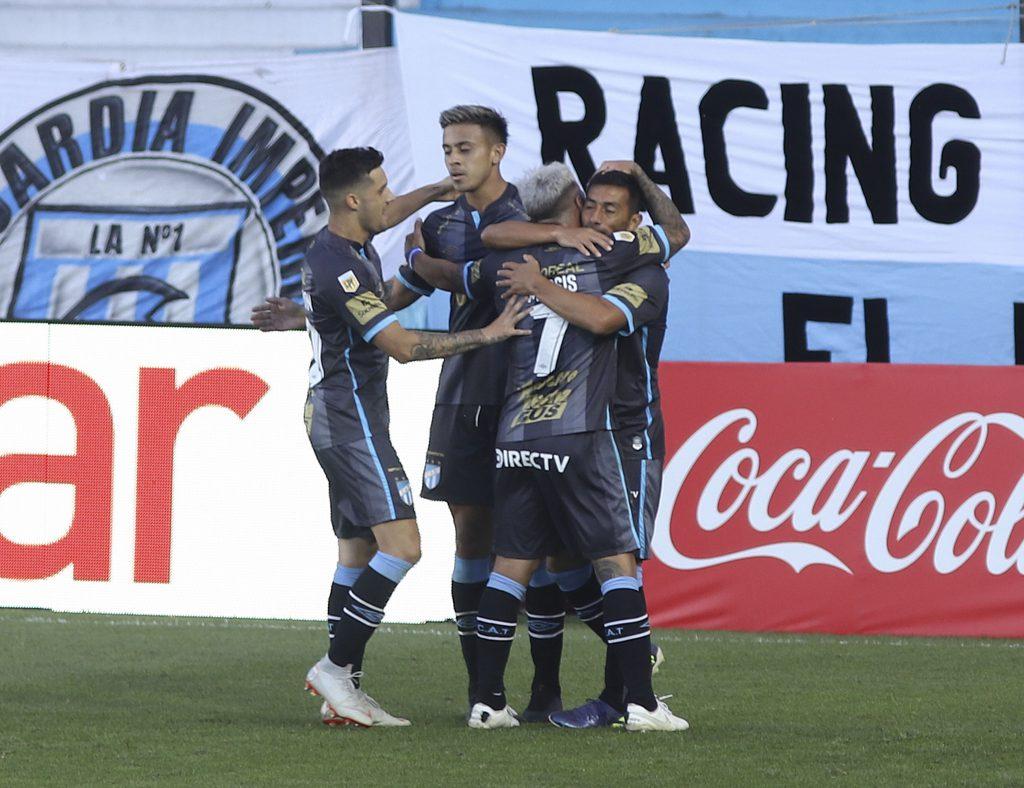 Atlético goleó a Racing en Avellaneda — Copa Liga Profesional
