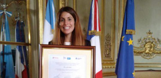 Lucía Asaro.